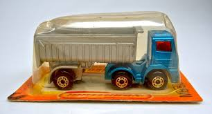 100 Articulated Truck 30D Harveys Matchbox