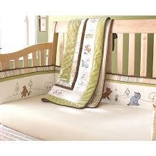 classic winnie the pooh crib bedding classic winnie the pooh