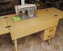 so i accidentally bought a vintage sewing machine by gum by golly