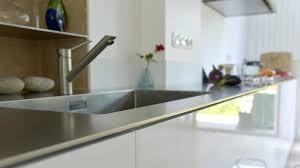 cuisine inox sur mesure plan de travail inox sur mesure leroy merlin en pour cuisine mobile