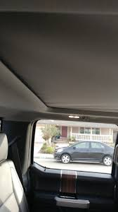 Panoramic Roof Nightmare Saga - Ford F150 Forum - Community Of Ford ... 905x60 23x150cm Ceiling Roof Ling Foam Backing Upholstery New Headliner Ford Truck Enthusiasts Forums Redneck Vin Of Truck With Light Grey Pewter Sunvisor Plastic Would Anybody Happen To Have A Headliner For Mk1 Rabbit 09 Badly Sagging Honda Ridgeline Owners Club Repair Headlinerrepair Rewrapped The American Flag Remove Trim Fixing My Mistake Rangerforums The Ultimate 1208lrmp13o1963cvrolettruckcustomheadliner Lowrider