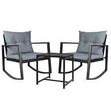 Buy Gardeon Outdoor Rocking Chair And Table Set (Black) - Outdoor ... Pair Of Walter Lamb Bronze Rocking Chairstftm Melrose The Complete Guide To Buying A Chair Polywood Blog Rock On Sale Outdoor Chairs Hayneedle Hanover Black Allweather Pineapple Cay Patio Porch Rockerhvr100bl High End Used Fniture Tell City Colonial Solid Hard Maple Stackable Resin Wicker Plastic Best Modern 15 Sleek And Hampton Bay Natural Wood Chairit130828n Home Depot Indoor Wooden Cracker Barrel Rockers Official Store Fox6702a By Safavieh