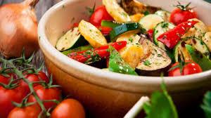 plat de cuisine cuisine recette de la ratatouille plats cuisine vins