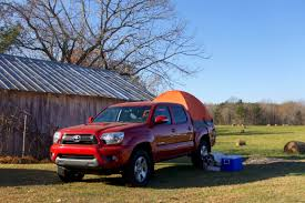 3 Tips For Going Camping In Your Car - CNET Side Shelve For Storage Truck Camping Ideas Pinterest Fiftytens Threepiece Truck Back Hauls Cargo And Camps In The F150 Camping Setup Convert Your Into A Camper 6 Steps With Pictures Canoe On Wcap Thule Tracker Ii Roof Rack System S Trailer The Lweight Ptop Revolution Gearjunkie Life Of Digital Nomad Best 25 Bed Ideas On Buy Luxury Truck Cap Camping October 2012 30 For Thirty Diy