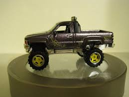 100 Custom Truck Wheels 4x4 Hot 87 Toyota Diecast Pickup Truck 1859723986