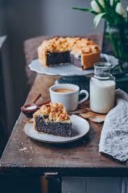 vegan poppy seed cheese cake