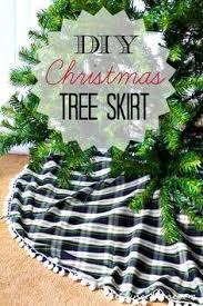 Seashell Christmas Tree Skirt by Best 25 Tree Skirts Ideas On Pinterest Christmas Skirt Simple