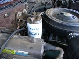 100 Gas In Diesel Truck Fuel Filter Wikipedia