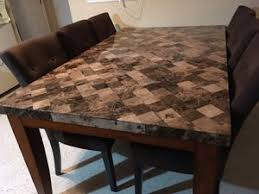 Solid Marble Dining Table For Sale In Fayetteville NC