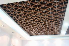 Rulon Suspended Wood Ceilings by Wood Ceiling Hunter Douglas Architectural Europe Wood Ceilings