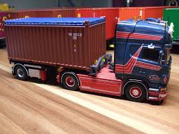 Tekno Scania Heylen Mit 20ft Container | MODELS 1.50 | Pinterest ...