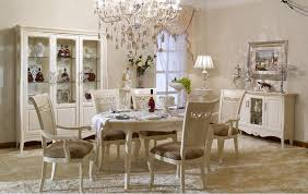 Image Of Rustic White Dining Set Ideas Decor