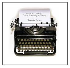 Love Hate Writers On Writing