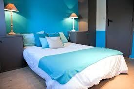 chambre deco bleu chambre deco bleu chambre bleu turquoise et vert anis pour