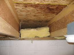 Ceiling Joist Definition Architecture by Floor Above Unconditioned Basement Or Vented Crawlspace Building