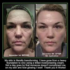 Using It Works Cleanser Daily Exfoliating
