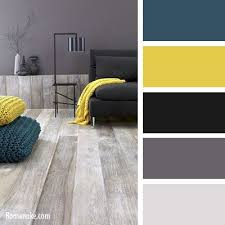 Yellow Living Room Color Schemes by Best 25 Grey Color Schemes Ideas On Pinterest Grey Color