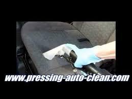 nettoyage siege auto tissu vapeur lavage détachage nettoyage sièges banquette de voiture à