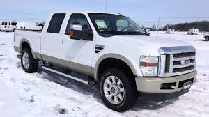 2010 Ford F250 Diesel 4WD King Ranch, Used Trucks For Sale In ...