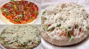 Tawa Pizza Recipe In Hindi L On Ramadan Recipes 2018