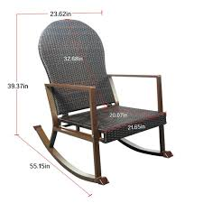 Outdoor Rocking Chair With Foot Rest, All Weather Porch Deck Chair, Outdoor  Glider Patio Armchair Lounge Chair, UV Resistant And Anti-Rust Aluminum ... Recycled Rocking Chair Made From Seball Bats Ideas Bucket Seat Contemporary 43 Rocker Recliner In Brown Dollhouse Rocking Chair Miniature Wooden Fniture 1960s Triconfort Mid Century Recliner Rivera Pool Chair White Made In France Ardleigh Essex Gumtree Rivera Swivel Patio Ding Baseball Hall Of Fame Mariano Primed For Cooperstown Vintage Doll Tall Back Spindles Sedia A Dondolo Antica Faggio Curvato Tipo Thonet 1930 Yankees Honor Retiring Pregame Ceremony Cbs News Windsor Glider And Ottoman White With Gray Cushion Chalet Ski Teak Natural Elements