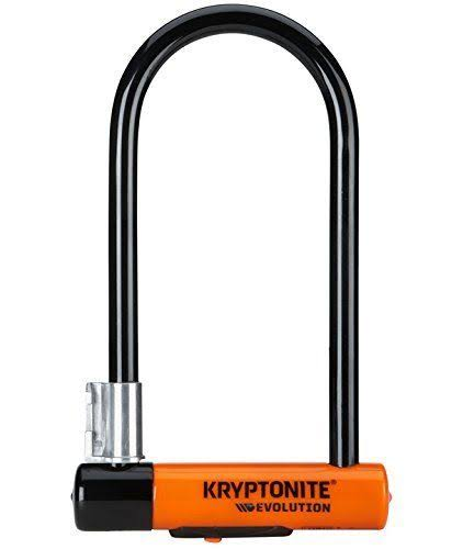 Kryptonite Evolution Standard Bicycle U-Lock - 4in x 9in