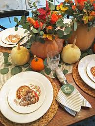 Easy Thanksgiving Tablescape - The Southern Style Guide Pottery Barn Thanksgiving 2013 Bestovers 101 Make The Most Of Your Leftovers Celebrating Kids Find Offers Online And Compare Prices At 36 Best Ideas Images On Pinterest 198 World Market The Blog November 2014 The Alist Best 25 Plates Ideas Fall Table Margherita Missoni Easy Tablescape Southern Style Guide