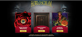 Busch Gardens Halloween by Celtic Pumpkin Howl O Scream 2013 Update
