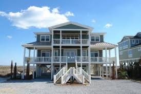 12 Bedroom OCEAN FRONT Perfect for Family HomeAway Holden Beach