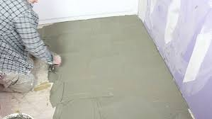 Preparing Osb Subfloor For Tile by Install Ditra On A Wood Subfloor Stop Cracked Tiles 17 Steps