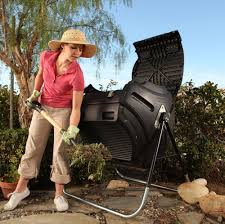 Details About Compost Turner Tumbler Bin Outdoor Backyard ... Alcatraz Volunteers Composter Reviews 15 Best Bins And Tumblers Of 2017 Ecokarma 25 Outdoor Compost Bin Ideas On Pinterest How To Start Details About Compost Turner Tumbler Bin Backyard Worm Heres We Used Worms To Get The Free 5 Bins Form The City Phoenix Maricopa County Food Homemade Pallet Composting Garden Make An Easy Diy Blissfully Domestic