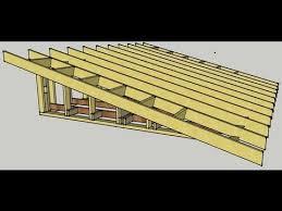 104 Skillian Roof Skillion Erection Procedure Youtube