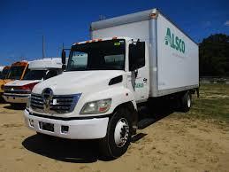 100 24 Box Truck 2008 HINO SA HB4 BOX TRUCK VINSN5PVNE8JT2825522928