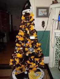 Best Christmas Tree Ever What Do You Think Steelers Fans