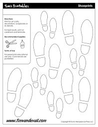Halloween Acrostic Poem Template by Shoeprint Templates Tim U0027s Printables