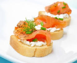 idée de canapé recette toasts saumon fumé mascarpone 750g