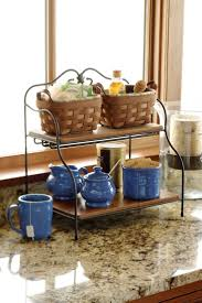 Storage-Friendly Accessory Trends For Kitchen Countertops Cabinet Small Solutions Storage Baskets Caddy Diy Container Vanity Backsplash Sink Mirror Corner Bathroom Countertop 22 Ideas Wall And Shelves Counter Makeup Saubhaya Storagefriendly Accessory Trends For Kitchen Countertops 99 Tiered Wwwmichelenailscom 100 Black And White Display Under Drawers Shelf