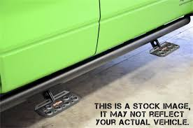 100 Steps For Truck NFab AST1580CC AdjustSTEP Wheel To Wheel Step Fits 1617