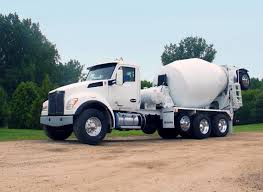 100 Mcneilus Truck And Manufacturing Kenworth T880S Mixer With McNeilus Bridgemaster Package Provides