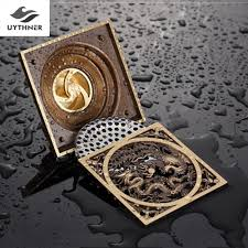 Bathtub Drain Strainer Polished Brass by Online Get Cheap Drain Water Bathroom Aliexpress Com Alibaba Group