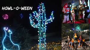 20 Christmas Light Displays Festivities Happening In The Phoenix