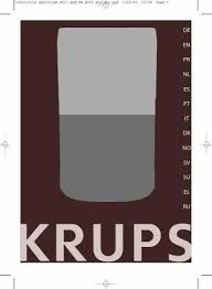 PDF Download Manual Coffee Maker KRUPS KM5055 Click To Preview