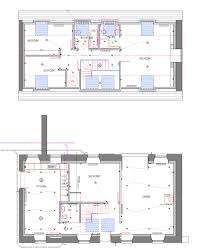 Barn With Living Quarters Floor Plans by Decor Impressive Ideas For Gorgeous Pole Barn Blueprints Front Detail
