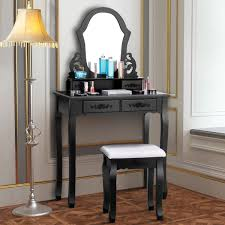 Marvellous Corner Bathroom Dressing Table Spaces For V Luxury