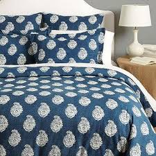 Blue Paisley Bedding Products bookmarks design inspiration