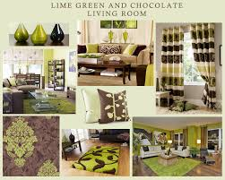 Brown Living Room Ideas by Lime Green And Chocolate Living Room Kee Interiors Concept