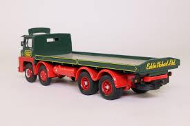 100 Box Truck Trader Corgi Classics 30309 Ford Thames Van Pickfords