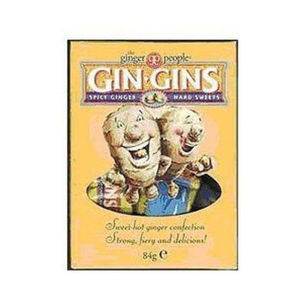 The Ginger People Gin Gin's