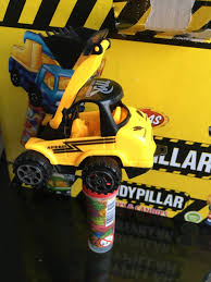 Candy Pillar Kids Trucks With Candy – Grocery Deals
