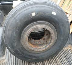 100 Recap Truck Tires Goodyear Aircraft Rib Tire 40 X 14 Foam Filled 28 Ply With 14